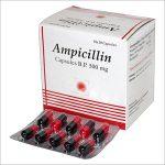 Ampicillin - Obat Antibiotik Sipilis