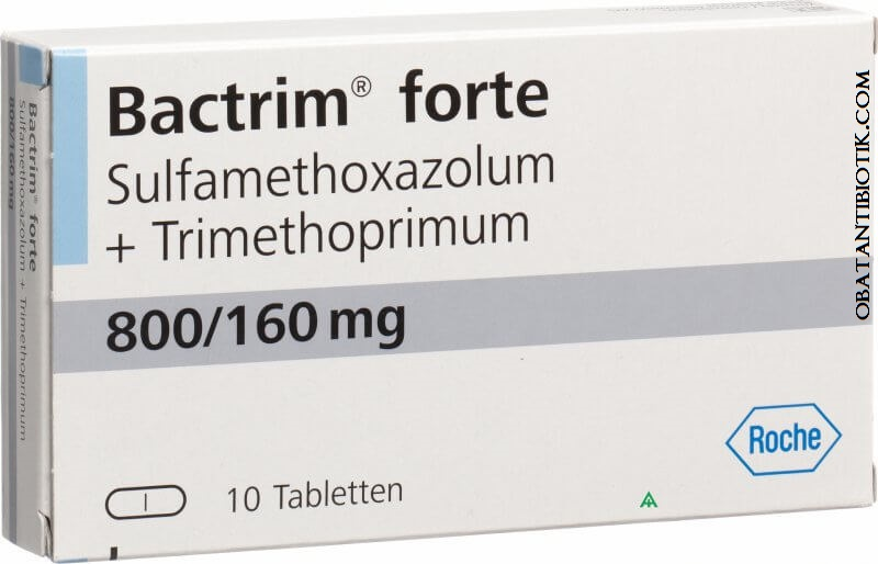 Bactrim Ds 800 160 Tab