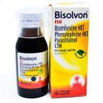 Bisolvon Flu - Obat Panas Dingin dan Batuk