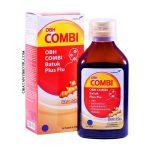 OBH Combi Batuk Flu Jahe - Obat Flu Dan Batuk Resep Dokter