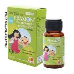 Praxion Drop - Obat Panas Dingin dan Batuk