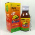Tilung Syrup - Obat Sakit Tipes Untuk Anak