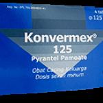 Konvermex Obat Cacingan Yang Ampuh