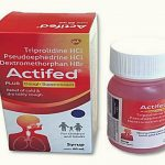 Actifed Plus Cough Syrup