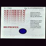 Arthrifen Tablet Obat Migrain