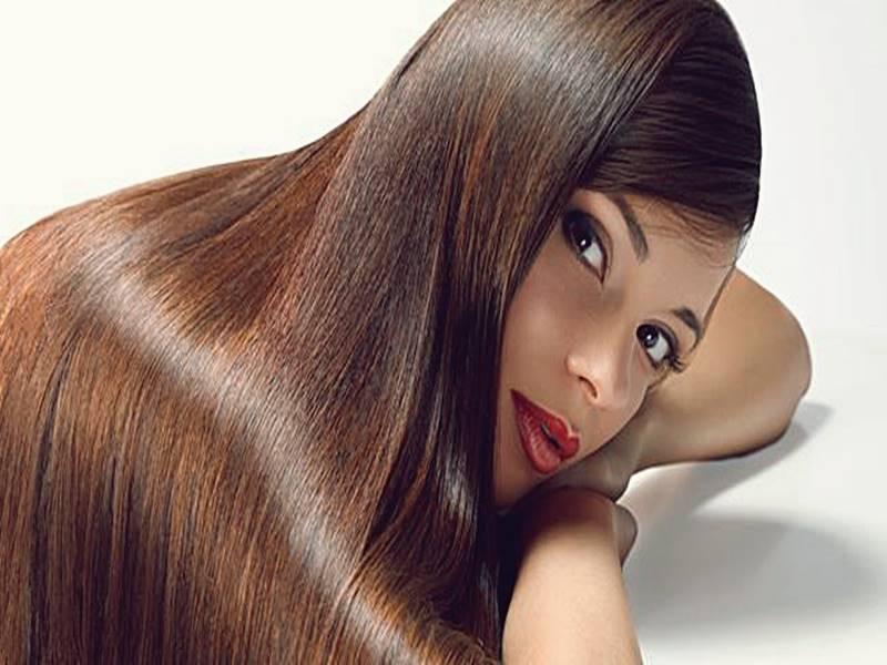 9 Cara Meluruskan Rambut Secara Alami - Keriting, Ikal ...