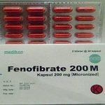 Fenofibrate Obat Trigliserida