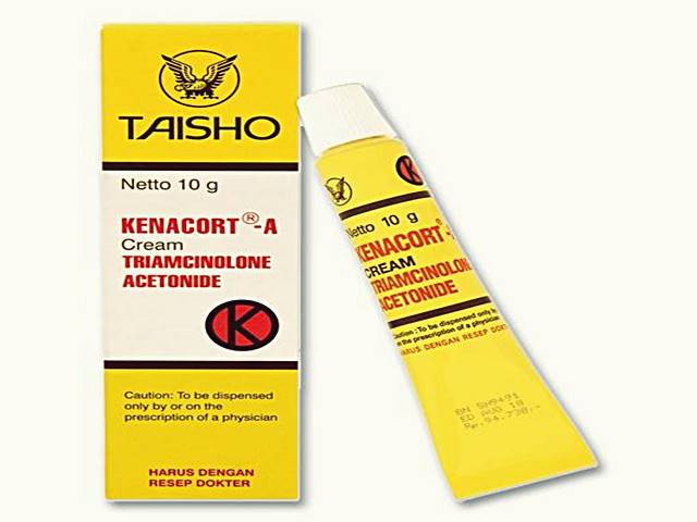 salep kortikosteroid untuk dermatitis