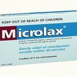 Microlax Enema Tube