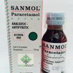 Sanmol Syrup
