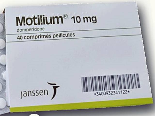 Motilium 10 Mg Obat Apa